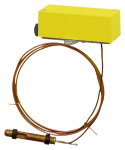 Outdoor-temperature transducer